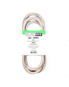 """Scag 89.57"""" Deck Drive Belt  by SureFit  504-00004"""