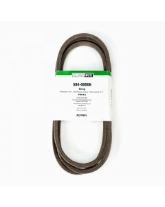 "Scag 117.25"" Deck Drive Belt by SureFit  504-00006"